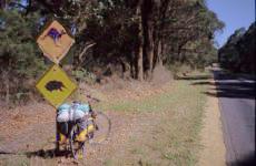 vélo en australie