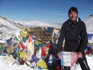 Au Népal Stéphane Héloir