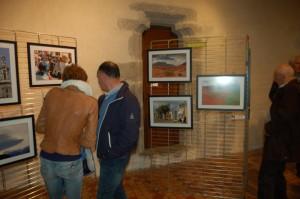 Exposition de photos de Renée Chédemail sur l'Argentine
