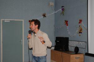Vincent robinot présente le Kirghizstan