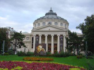 opéra de Bucarest