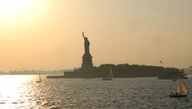 A New-York Statue de la Liberté