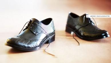 Chaussures hommes Stéphane Gontard